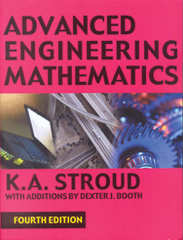 Advanced Engineering Mathematics; 4th Edition - Reference Book