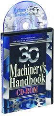 CD Rom Upgrade only to 30th Edition Machinery Handbook