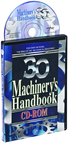 Machinery Handbook on CD - 30th Edition