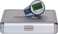 #54-554-611 - .200 - .590 / 5 - 15mm Range - .0002 / .005mm Resolution - Electronic Internal Caliper Gage