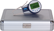 #54-554-711 - 0 - .400 / 0 - 10mm Range - .0005 / .02mm Resolution - Electronic External Caliper Gage