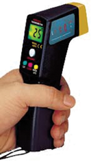 #IRT650 - 12:1 Wide-Range Infrared Thermometer - -25° to 999°F (-32° to 535°C)