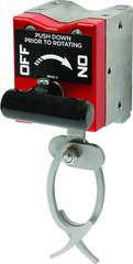 On/Off Magnetic Hanging Hook 110 lbs Holding Capacity
