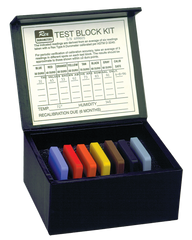 #TBKA Type Shore A - Durometer Test Block