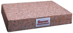 "48 x 96"" - Grade B 2-Ledge 10'' Thick - Granite Surface Plate"