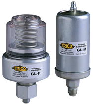 Grease Lubricator GL-P - 1/2 NPT