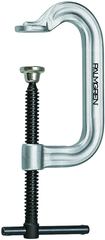 "0 to 2"" Capacity - DeepæThroat C-Clamp 9/16"