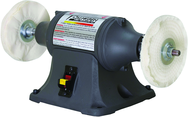Industrial Buffer - 3450RPM; 1/2HP; 1PH; 120V Motor