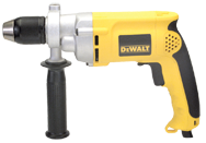 #DW222 - 6.7 No Load Amps - 0 - 1200 RPM - 3/8'' Keyless Chuck - Corded Reversing Drill
