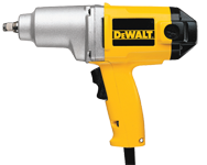 #DW293 - 1/2'' Drive - 2;700 Impacts per Minute - Corded Impact Wrench