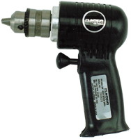 #FP3050 - 3/8'' Chuck Size - Non-Reversing - Air Powered Drill
