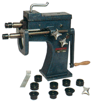 Rotary Machine - #SJ2; 16 Gauge Capacity