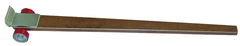 "6' Wood Handle Prylever Bar - Usable nose plate 6""W x 3""L - Capacity 4,250 lbs"