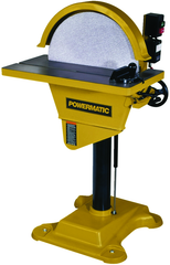 "Disc Sander - #DS20; 10-1/2 x 27-1/2"" Table; 2HP; 230V; 1PH Motor"