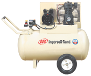 30 Gallon / Horizontal Tank; 2HP; 1PH; 115V Motor Air Compressor #SS3F2-GM