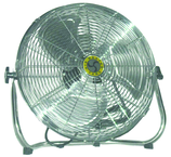 "12"" Low Stand Commercial Pivot Fan"
