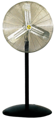 "24"" Adjustable Pedestal Commercial Fan"