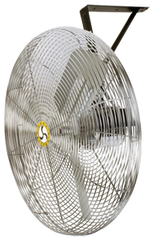 "24"" Wall / Ceiling Mount Commercial Fan"