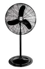 "30"" Pedestal Fan; 3-speed; 1/3 HP; 120V"