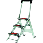 PS6510310B 3-Step - Safety Step Ladder