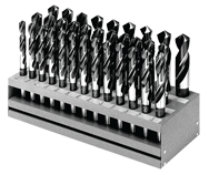 33 Pc. HSS Reduced Shank Drill Set