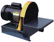 Disc Sander/Grinder - #DS12V; 12'' Disc; 1HP; 1PH Motor