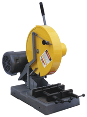 Straight Cut Saw - #HS14; 14: Blade Size; 5HP; 3PH; 220/440V Motor