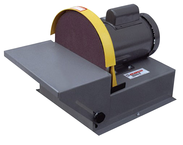 "Disc Sander/Grinder - #DS12; 12"" Disc; 1HP; 1PH Motor"
