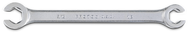 "Proto® Satin Flare-Nut Wrench 1/2"" x 9/16"" - 6 Point"