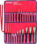 Proto® 26 Piece Punch and Chisel Set
