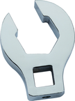 "Proto® 3/8"" Drive Full Polish Flare Nut Crowfoot Wrench - 6 Point 1/2"""