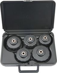 Proto® 5 Piece Oil Filter Cup Wrench Set