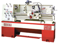 Geared Head Lathe - #D1440G4 14'' Swing; 40'' Between Centers; 3HP; 3PH; 440V Motor