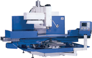 RTM100 CNC Bed type Milling Machine with 20 HP Motor; 30 x 112 Table; 4800 lb Table Cap; 0-8000 RPM