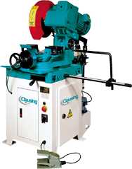 High Production Cold Saw - #FHC350SA; 14'' Blade Size; 2/3HP, 3PH, 230V Motor