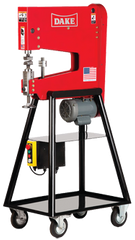 "#98010001 Power Hammer 16 gauge steel capacity, 18"" throat, 7"" max. opening, 3/4 square die set, 900 strokes per minute, 1HP 1PH 110V Only"