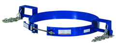 Blue Tilting Drum Ring - 55 Gallon - 1200 Lifting Capacity