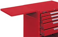 DS1 Fold Away Cabinet Shelf - For Use With Any Red Cabinet