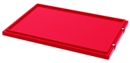 Red Lid for use with Akro Nest-Stack Tote 35-300