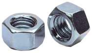 7/8-14 - Zinc / Bright - Finished Hex Nut