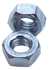M18-2.50 - Zinc / Bright - Finished Hex Nut