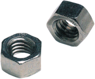 1-8 - Stainless Steel - Finished Hex Nut