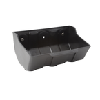 Lug Bucket Magnetic Parts Holder; with 3 High-strength Magnets and Multiple Mounting Options