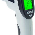 Infrared Thermometer with Thermal Leak Detection