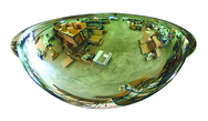 "18"" Full Dome Mirror-Polycarbonate Back"