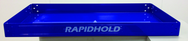Rapidhold Extra shelf, No Holes for Tool Carts, Weighs 6 lbs