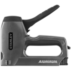 STANLEY® Heavy-Duty Aluminum Staple Gun / Brad Nailer