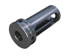 "Type Z Toolholder Bushing - (OD: 40mm x ID: 1/2"") - Part #: CNC 86-43ZM 1/2"""