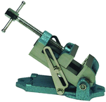 "Drill Press Angle Vise 2-1/2"" Jaw Width, 1-1/2"" Depth"