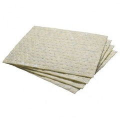 "17X15"" CHEMICAL SORBENT PAD"